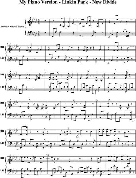 free download mp3 rico blanco come closer music sheet linkin park new divide download sheet music