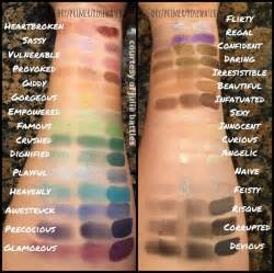 younique pigment colors eyeshadow flawlesslashdiva