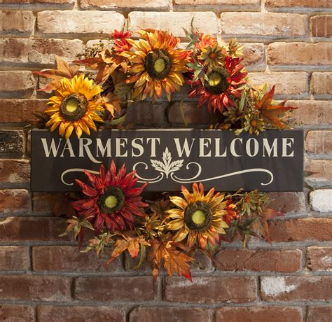 get a jump start on fall decor porter s craft frame - Fall Decorations