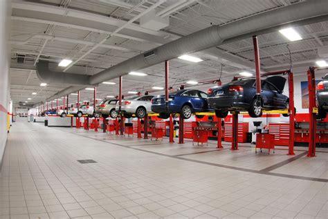 Car Dealer Floor Plan Car Service Amp Auto Repair In Fairfield Ct