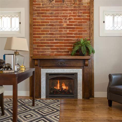 stone gas fireplace inserts home design idea grey stone