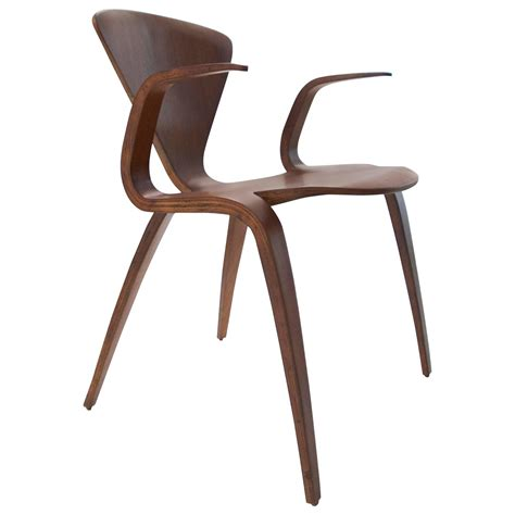 cherner armchair norman cherner rare prototype armchair for plycraft for