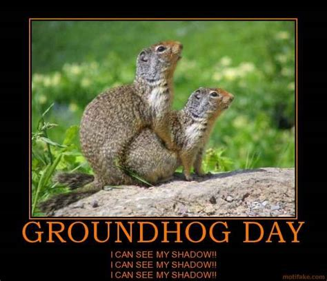 groundhog day saying groundhog day quotes quotesgram