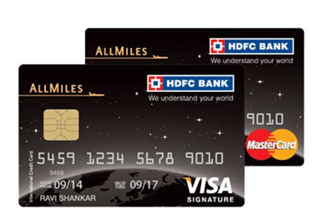 Can U Get Cash Back From A Visa Gift Card - hdfc bank allmiles credit card review gavnit com
