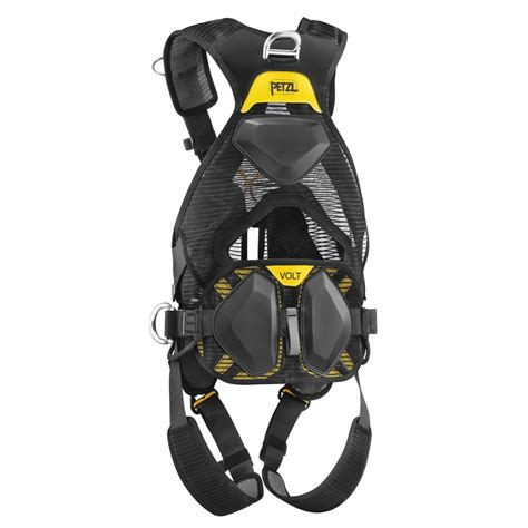Fullbody Harness volt wind harness w back protection petzl