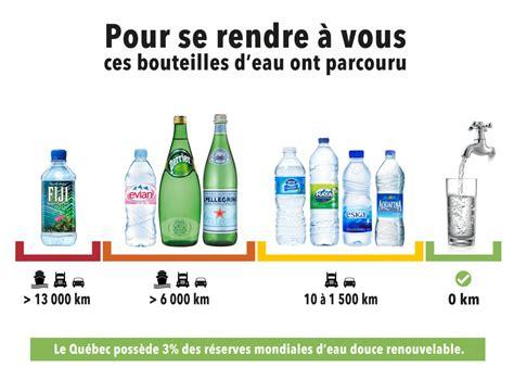 L Eau Du Robinet Ou L Eau En Bouteille by Marque Eau