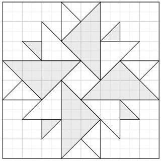 Quilt Square Template Printable