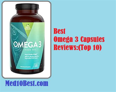 best omega 3 best omega 3 capsules 2018 reviews buyer s guide top
