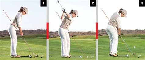 staying on plane golf swing learn like a pro golf tips magazine