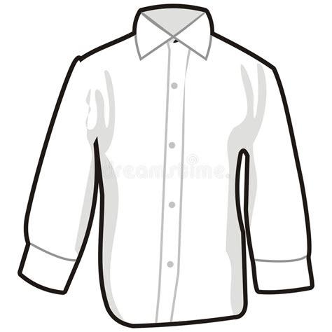 Kemeja Dunch Bw Black White Ot Kemeja Pria Katun Stretch Hitam Putih hemd vektor abbildung illustration kleidung getrennt 4566738