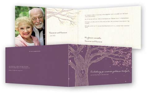 Einladungskarten Goldene Hochzeit by Goldene Hochzeit Einladungskarten Vorlage Feinekarten