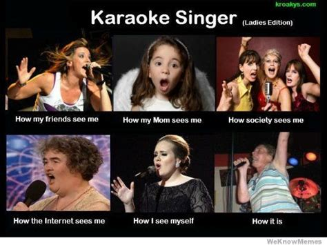 Funny Karaoke Meme - karaoke contest every friday at 9 p m dj rob st johns