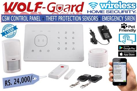 home security systems sri lanka burglar alarm systems