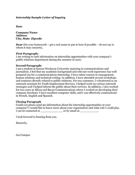 job enquiry cover letter 23 routine inquire letter sample best cover