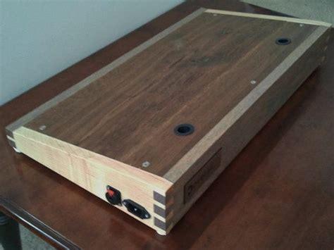 homemade pedal board design pedalboard 13 quot x 24 quot pedal board