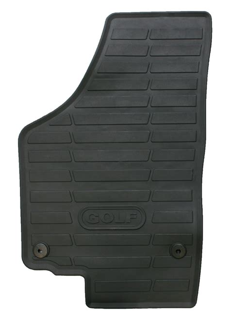 Genuine Vw Golf Mk6 Car Mats by Genuine Hitech Vw Golf Fully Tailored Premium Rubber Mats