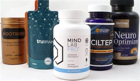 best supplement best 5 nootropic supplements 2016 edition best 5