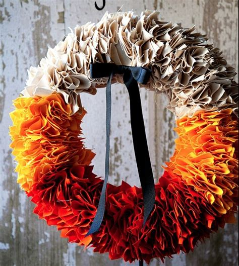 9 fun fall wreath ideas how to make front door wreaths