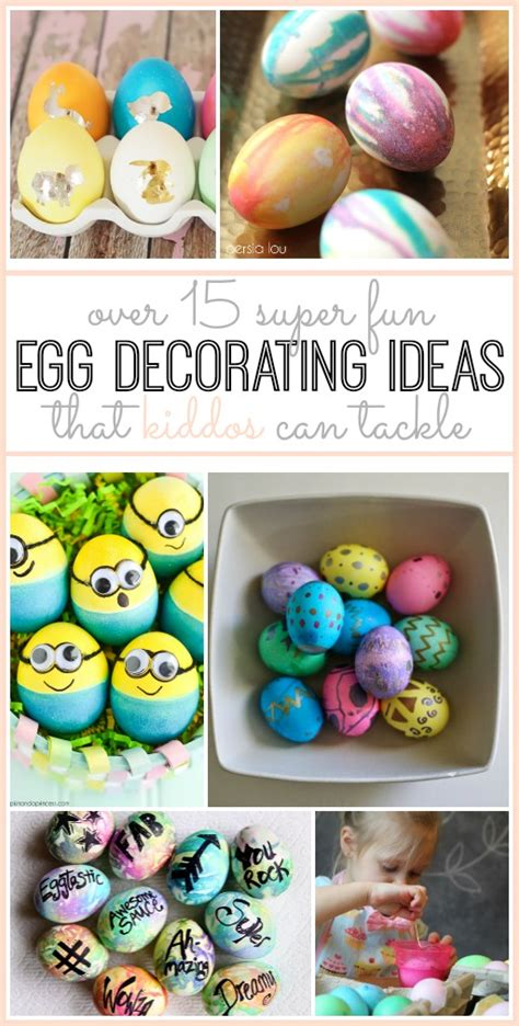 easter egg ideas easter egg decorating ideas sugar bee crafts