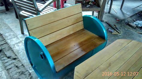 Daftar Kursi Drum jual kursi drum bekas kursi cafe aura mustika furniture di omjoni