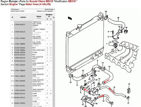 Filter Udara Ferrox Suzuki Vitara 1 6l 1993 1998 geo tracker fuel system diagram wiring diagram