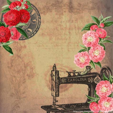 imagenes vintage para transferencia mi baul del decoupage flores en el fondo