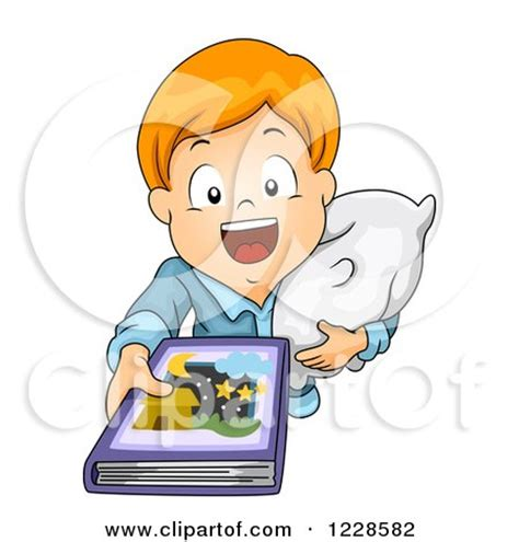 sleeptime books preview clipart