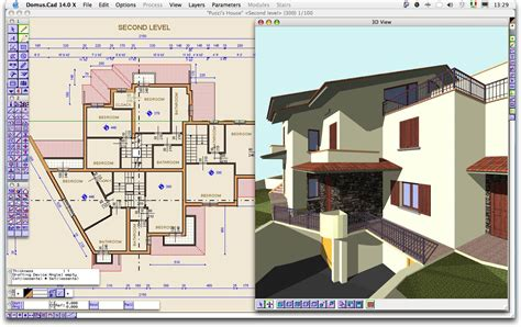 Home Design Cad Software by Domus Cad For Mac Os X 15 Screenshots