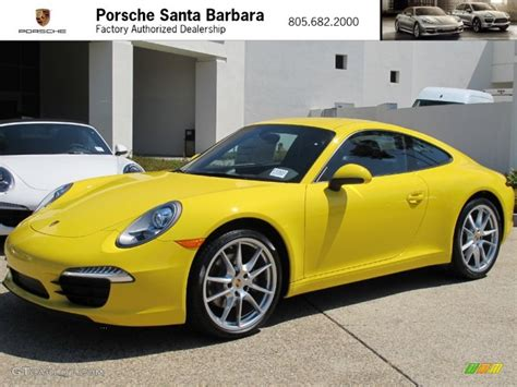 porsche yellow paint code 2013 racing yellow porsche 911 carrera coupe 68889694