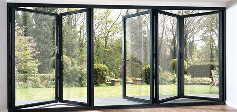 secure and slim bi fold doors roof maker
