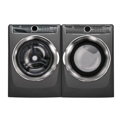 electrolux washer and dryer electrolux efls617stt efmc617stt washer and dryer set lowe s canada