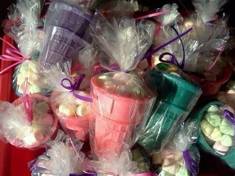 Ice Creamne  Ee  Party Ee   Favors  C B A Gift Basket  C B Braiding And
