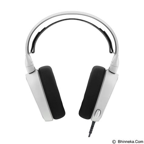 Jual Headset Steelseries Murah jual gaming headset steelseries arctis 3 white merchant