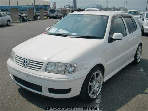 volkswagen polo 2000 2000 volkswagen polo 1 4 gf 6nahw d occasion en promotion