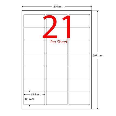 a4 printable label sheets 1 050 address labels quot easy peel quot a4 sheet laser inkjet ebay