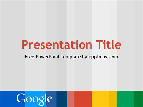 Free Google Powerpoint Template Pptmag Presentation Templates For Powerpoint