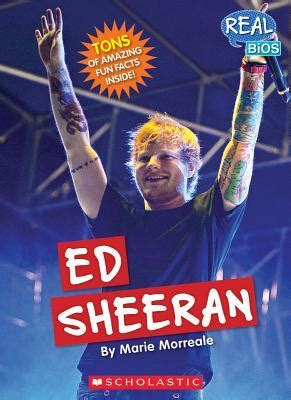 show me ed book pictures ed sheeran by morreale reviews discussion