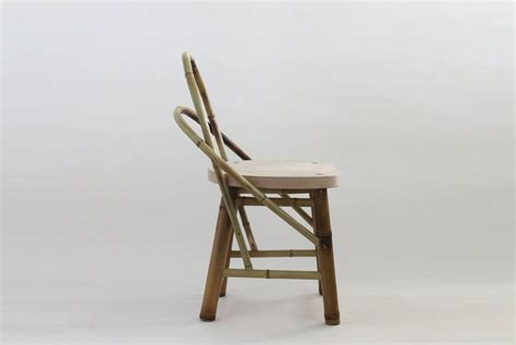 Bambus Stuhl by Bamboo Chair Leibal
