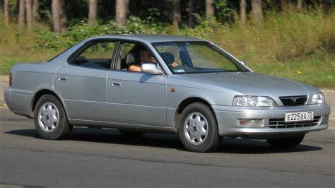 Vista Toyota Toyota Vista это что такое Toyota Vista