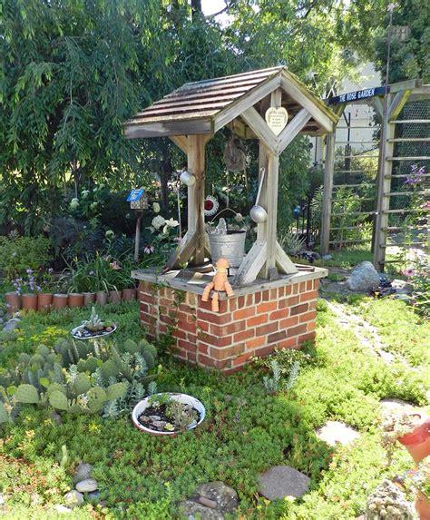 Garden Well by Profile Michigan Gardener