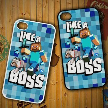 Minecraft Creeper Iphone 4 4s 5 5s 5c 6 6s Plus minecraft creeper like a v0981 from flazzstore