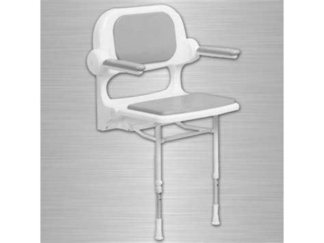 siege de pmr meubles lave mains robinetteries pmr accessoires si 232 ge pmr rembourr 233 avec dossier et
