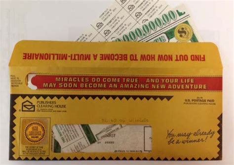 Publishers Clearing House Sweepstakes - publishers clearing house announces 5000 a week for life html autos weblog