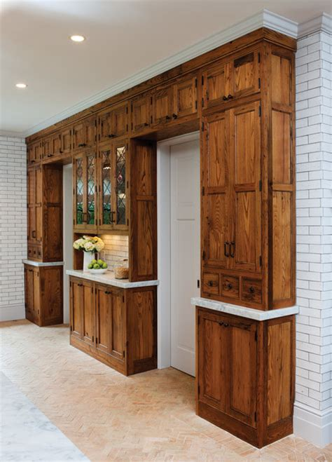 Chestnut Kitchen Cabinets by Rustic Reclaimed Chestnut Rustic Kitchen Other Metro