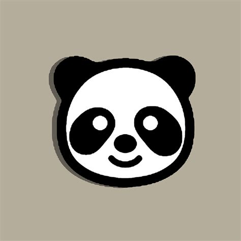 panda clip panda clipart 183 free image on pixabay