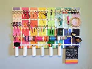 colored pegboard 70 resourceful ways to decorate with pegboards and other