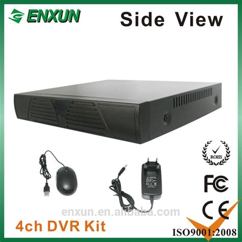 cheap 4channel home security systems view dvr kit