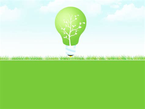 Green Energy Powerpoint Template Ppt Backgrounds Templates Energy Powerpoint Template