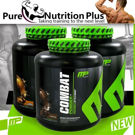 a supplement to a will musclepharm combat whey protein lean powder best