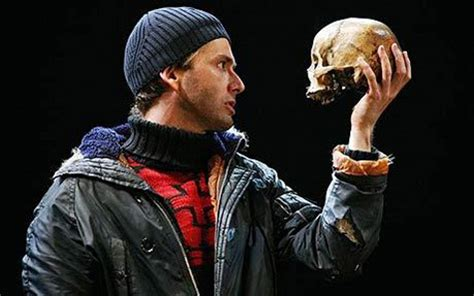 david tennant yorick and in the role of yorick by leslie gilbert elman